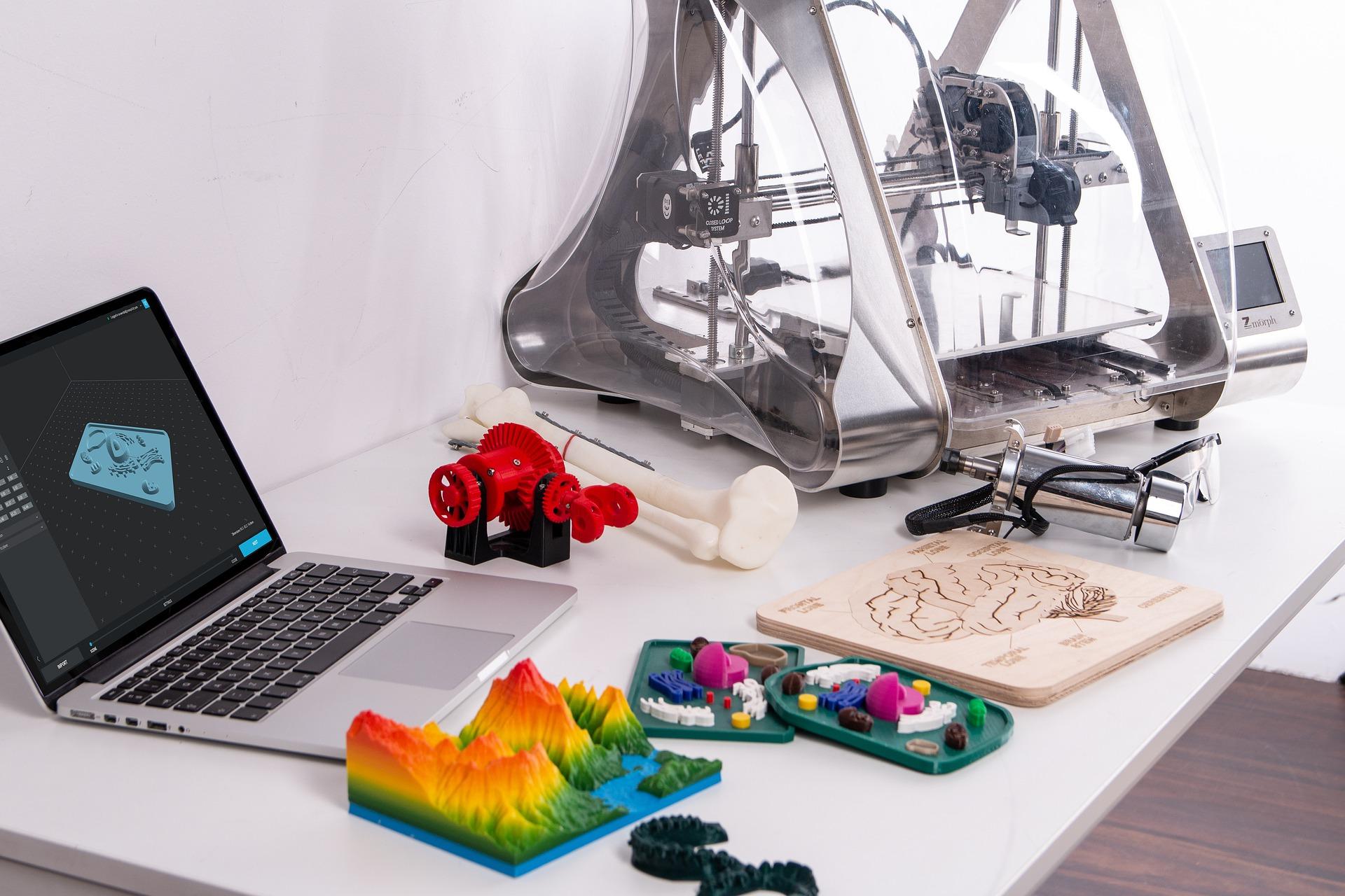 Creatividad 3D