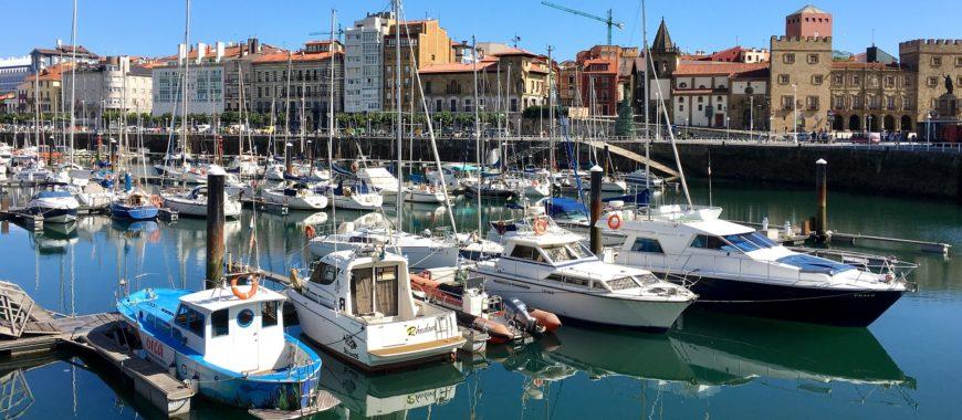 Economia azul Gijón